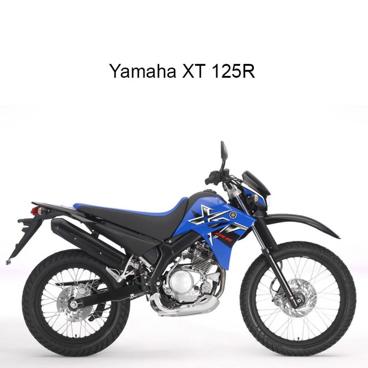 Yamaha Xt Chain And Sprockets Stock