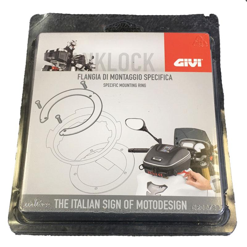 Givi BF01 Tanklock Attachment Flange Kit Suzuki