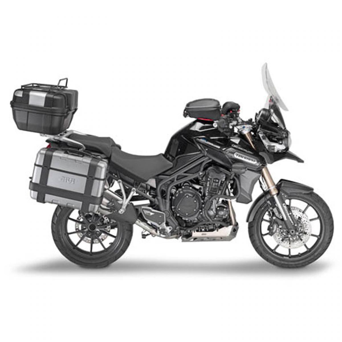 12-14 GIVI SR6403 Monokey Topcase Mounting Kit for Triumph Tiger Explorer 1200