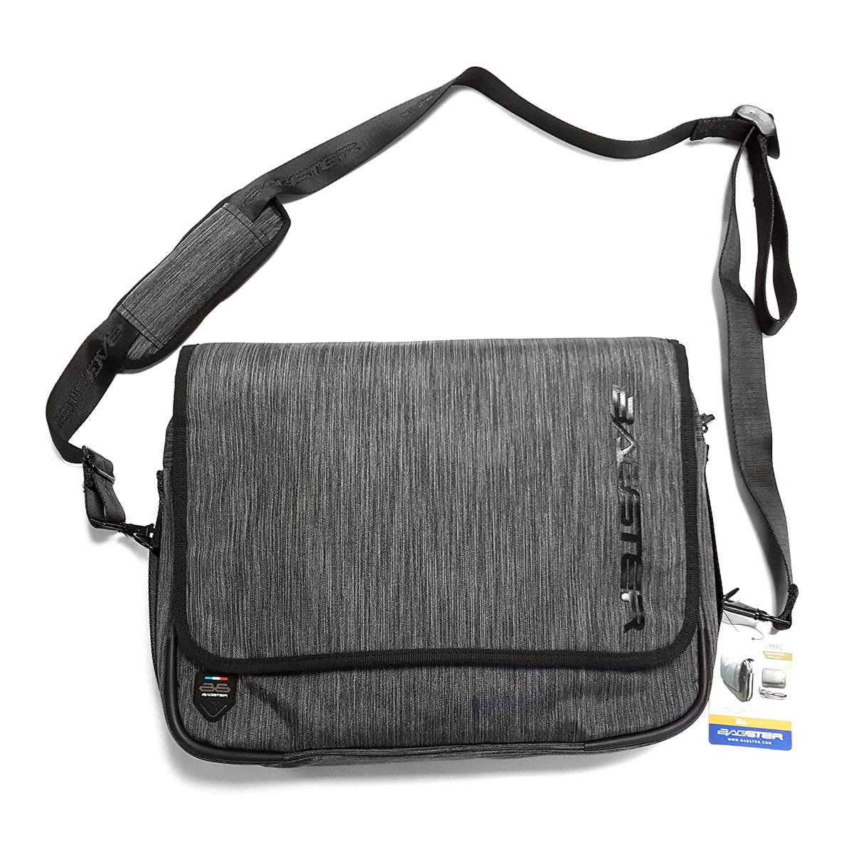 758bac7ddfca Details about Bagster Urbag Water Resistant Motorcycle Messenger Laptop Bag  - SALE