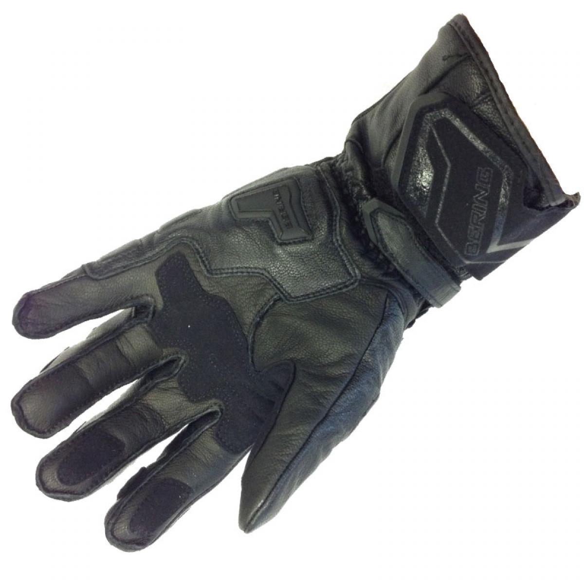 Motorcycle gloves ce approved - Bering Spitfire Leather Ce Approved Race Ready Motorcycle Gloves