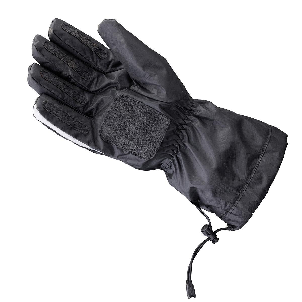 Winter Motorcycle Gloves >> Hevik HCW100 Waterproof and Windproof Motorcycle Over Gloves - Black | eBay